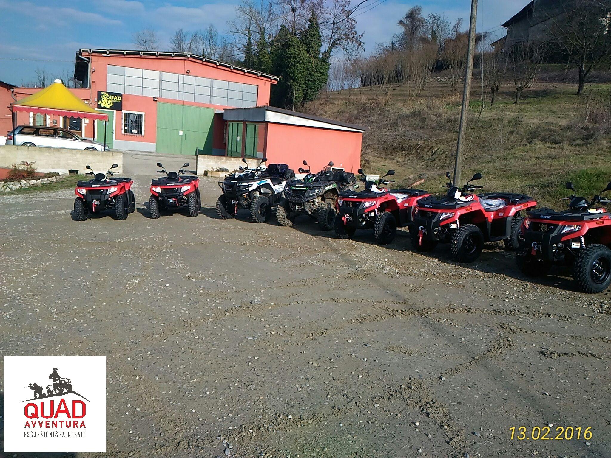 Tutti i nostri quad